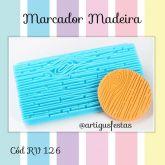 Marcador Madeira