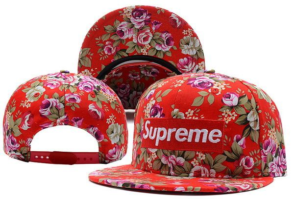 Boné Supreme floral - SWAG IMPORTADOS 31015025efd