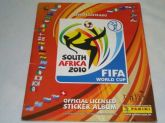 Álbum de Figurinhas da Copa do Mundo de Futebol de 2010