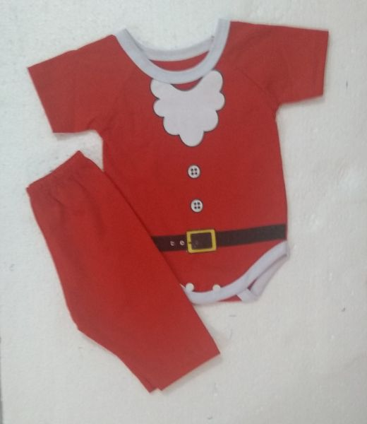 Conjunto Body com Calça Personagens - .Natal Menino - Tam.G