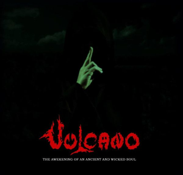 CD -  Vulcano – The Awakening Of An Ancient And Wicked Soul  - A Trilogy