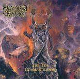 Malevolent Creation - The Ten Commandments (DUPLO)