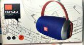 Caixa de Som estilo JBL Portable com Alça