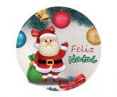 Papel Arroz Natal Redondo 008 1un