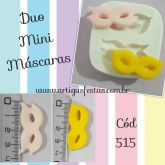 Duo Mini Máscaras
