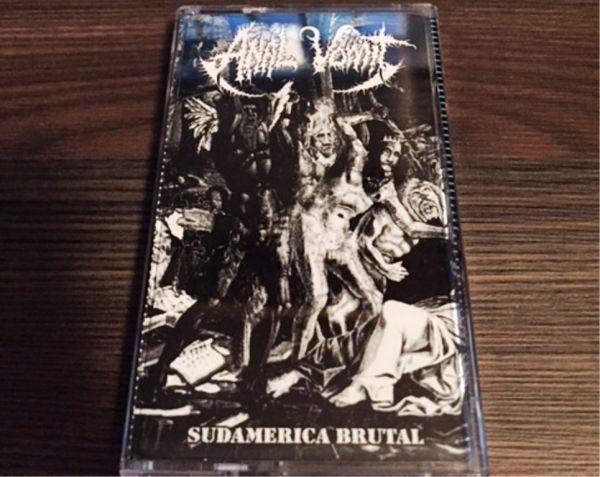 ANAL VOMIT - Sudamerica Brutal - CASSETE