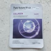 Sheet Mask Collagen Secriss