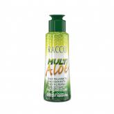 Óleo relaxante desodorante para as pernas defatigant Multi Aloe