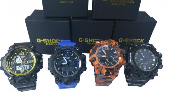 c118479e547 Relogio G Shock Mudmaster Azul Caixa Preta - Loja Virtual Cabanascuba