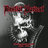 BESTIAL WARLUST - Storming Bestial Legions - Live '96 - CD
