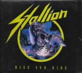 Stallion – Rise And Ride - CD