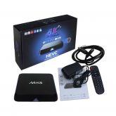 MX9 TV BOX HD QUADCORE WI-FI NETFIX