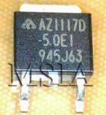 AZ1117D5.0 1117-50 1117 50 REGULADOR 5,0V TO-252