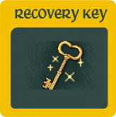 Recovery Key [250 Tibia Coins]