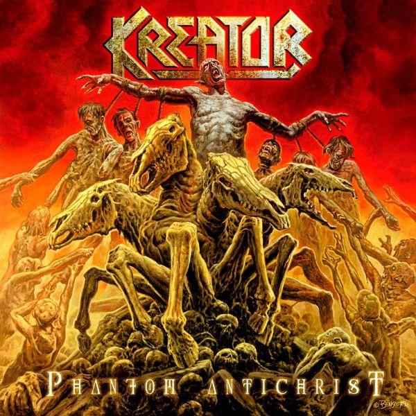 CD Kreator – Phantom Antichrist (Importado)