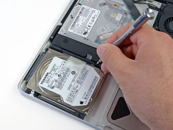 Troca de Disco Rígido para Macbook