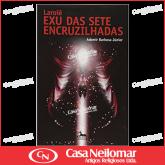 067010 - Livro Laroie Exu das Sete Encruzilhadas