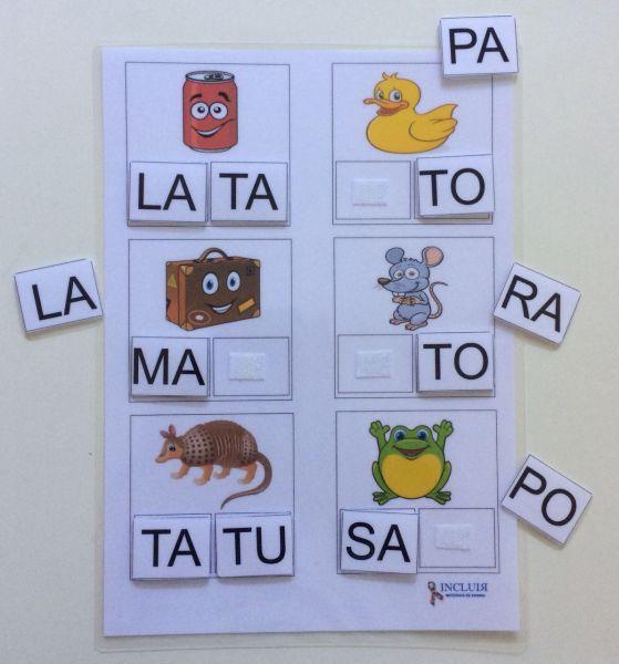 Alfabetização Família Silábica 2