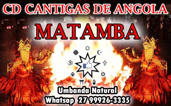 CD 10 - Matamba