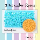 Marcador Rosas