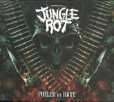 CD Jungle Rot – Fueled by Hate (Slipcase)