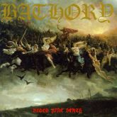 CD Bathory - Blood Fire Death