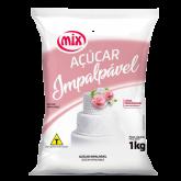 Açúcar Impalpável Mix 1kg 1un