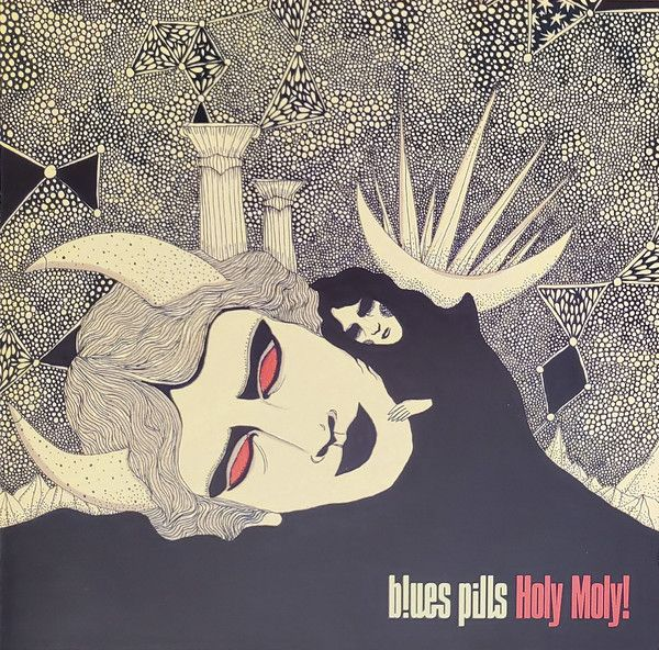CD - Blues Pills ‎– Holy Moly!
