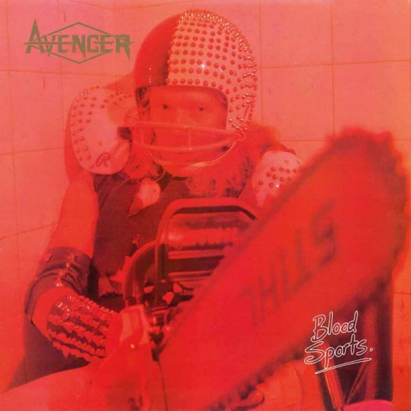 CD Avenger – Blood Sports