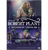DVD - Robert Plant - Live In Houndhouse, London 2014