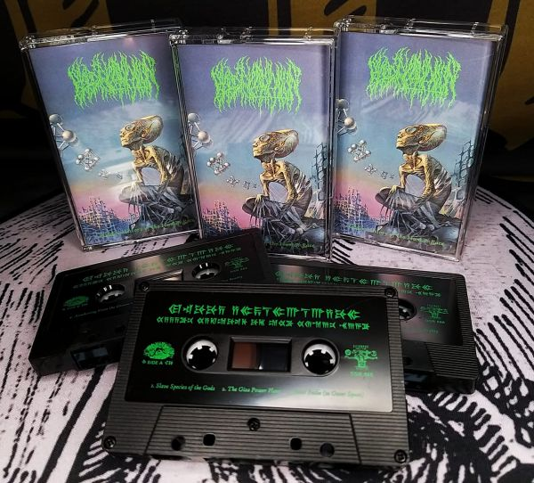 Blood Incantation - Hidden History Of The Human Race (cassete)