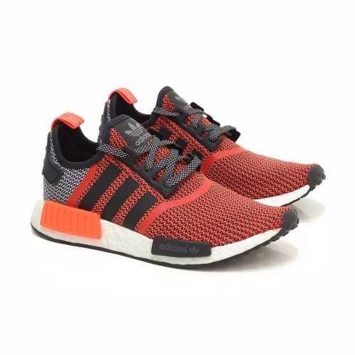 1a1ed8c37f2 Tênis Adidas NMD Runner Laranja - Outlet Ser Chic