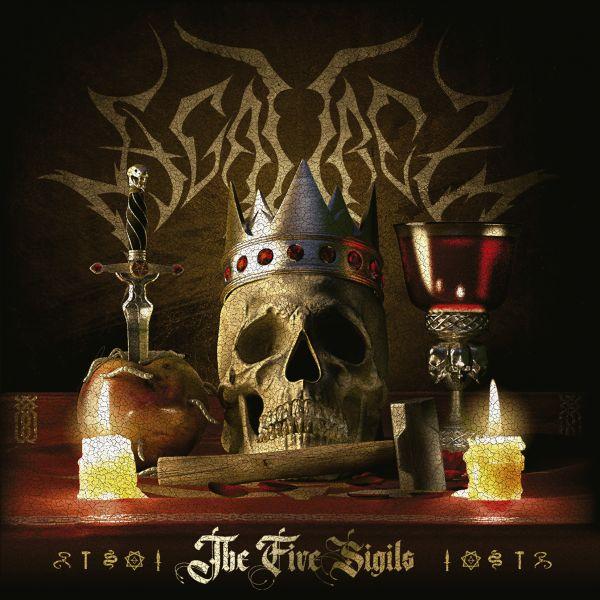 CD - Agaurez - The Five Sigils