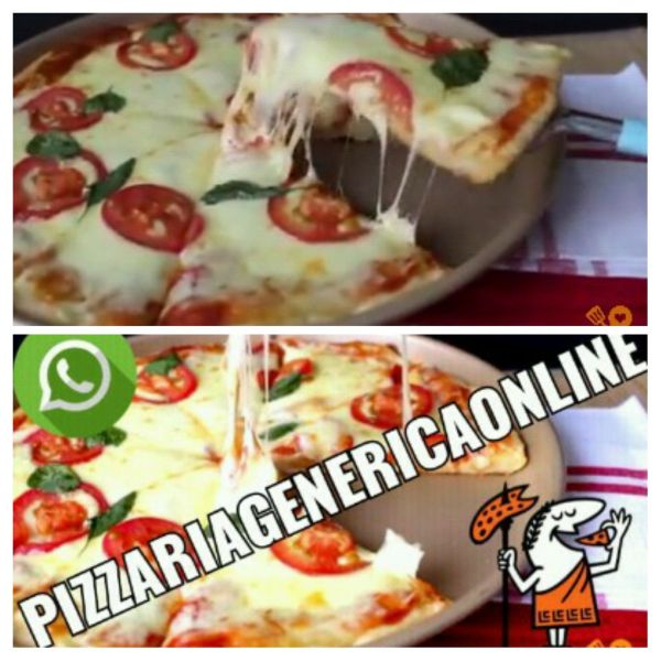 COMBO - 02 PIZZA G