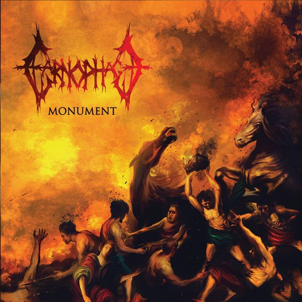 Carnophage - Monument (IMPORTADO)