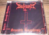 BEHERIT - SEVENTH BLASPHEMY - CD (DEMO) - Preço Atacado