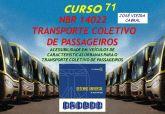 71. NBR 14022 - Transporte Coletivo de Passageiros