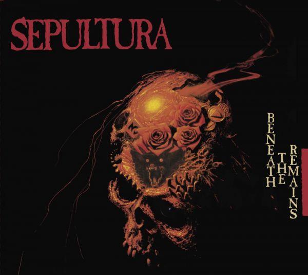 CD Sepultura - Beneath The Remains (DUPLO)