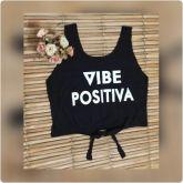Tshirt  Vibe Positiva