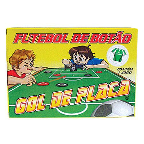 Jogo de Botão com 2 Time Sortido Gol de Placa - Loja Virtual Cabanascuba 1f2c7045d6792