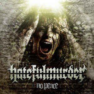 CD - Hatefulmurder – No Peace
