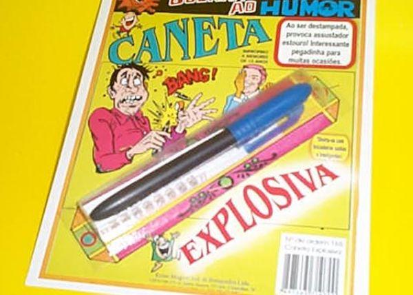 caneta explosiva (exploding pen) #537