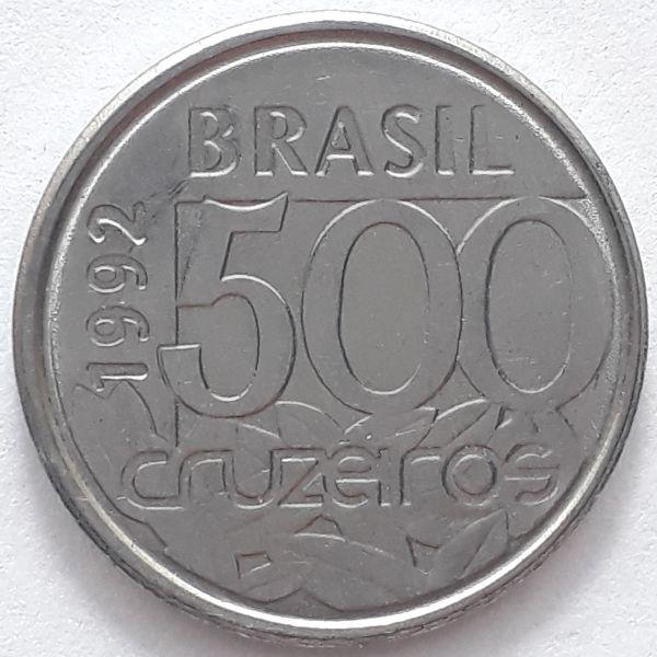 500 Cruzeiros 1992 SOB/FC