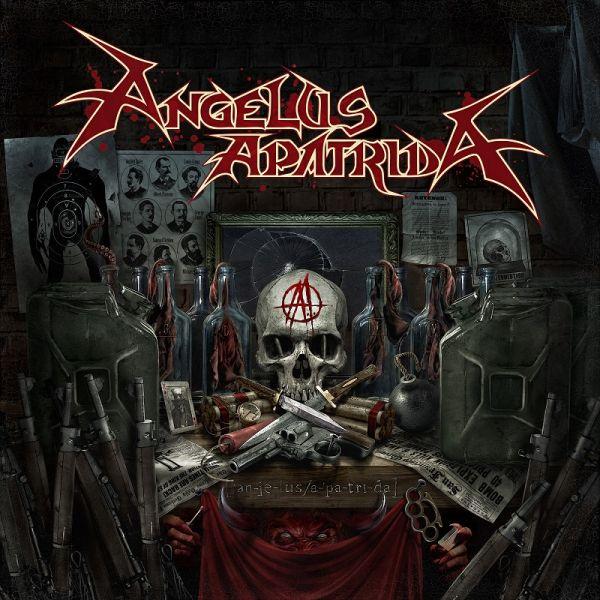 ANGELUS APATRIDA – Angelus Apatrida