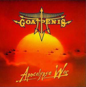GOATPENIS - Apocalypse War + Bonus - CD