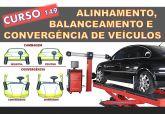 X-149. ALINHAMENTO, BALANCEAMENTO E CONVERGÊNCIA DE VEÍCULOS