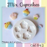 Mix Cupcakes
