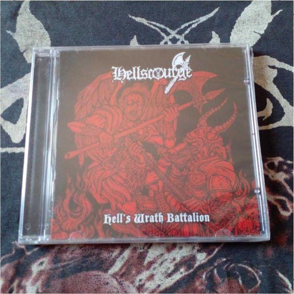 HELLSCOURGE - Hells Wraths Battalion