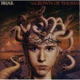 CD  - Briar - Crown of Thorns   slipcase
