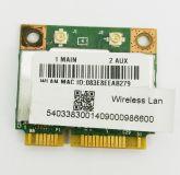 Placa Wireless Broadcom BCM943228HMB notebook Acer Aspire V5-471P